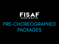 Pre-Choreographed Packages